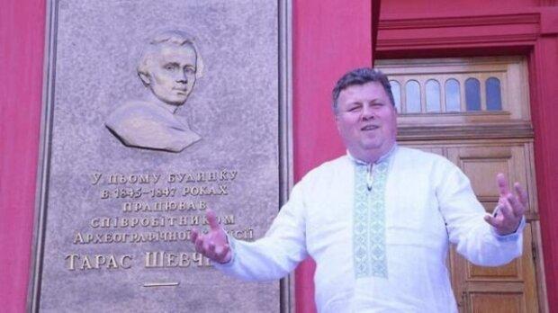 Володимир Анатолійович Бугров, фото: Голос