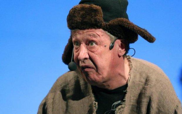 Штатний клоун Путіна напав на Єфремова у прямому ефірі