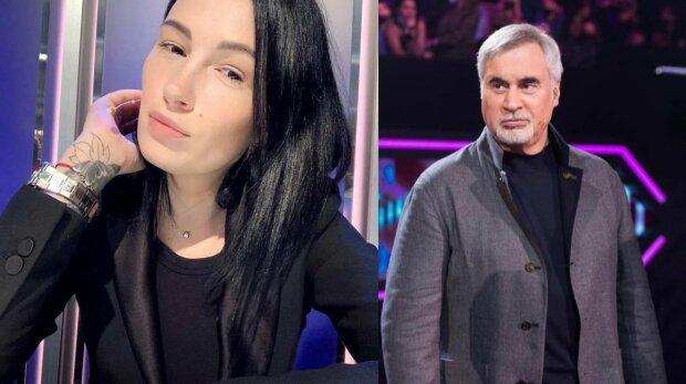 Анастасія Приходько та Валерій Меладзе, фото: Instagram