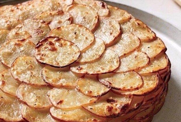 "Картопля ""Буланжер"", фото: instagram.com/blog.povara"