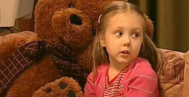 Катя Старшова в роли Пуговки, скриншот