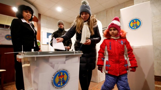 Молдова обвинила Россию во вмешательстве в выборы
