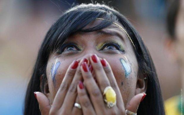 """""""Руку Бога"""" помітили в небі над Бразилією"""