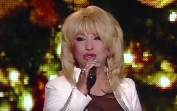 Ирина Аллегрова, кадр из видео