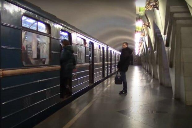 метрополітен, скріншот з відео