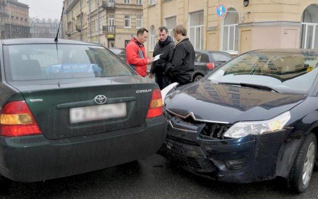 Нові штрафи і оформлення ДТП: все, що необхідно знати водіям