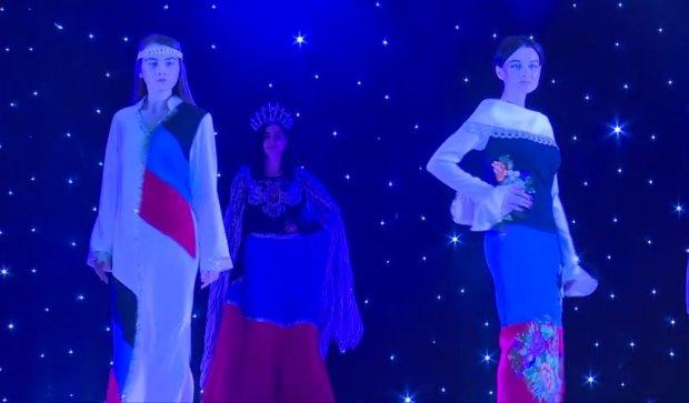 показ мод в Донецьку