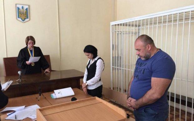 Головного тітушку України знову кинули за ґрати