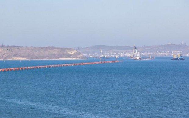 Россия запретила приближаться к Керченскому проливу
