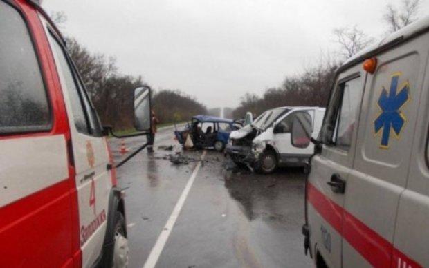 Аварія під Запоріжжям: загинули троє