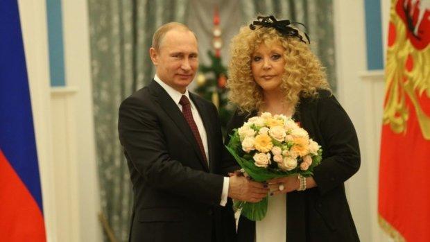 Путін позбавив Пугачову найголовнішого в її ювілей: вона ледь стерпіла таку образу