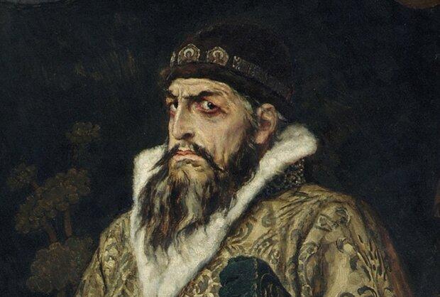 Іван Грозний, картина
