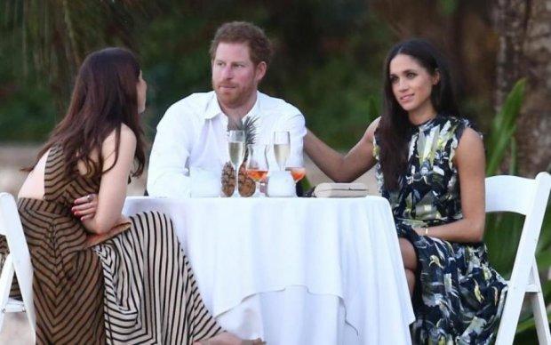 Очень горячо! Будущую жену принца Гарри показали во всех ракурсах