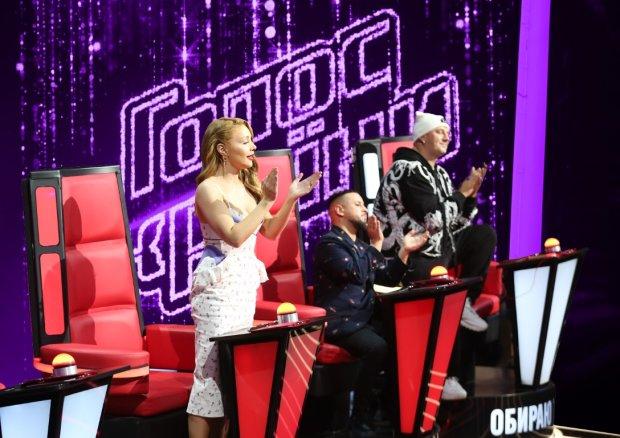 """Монатик признался в любви горячей блондинке на """"Голос країни"""": это джекпот"""