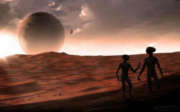Стало известно, где на самом деле прячутся марсиане