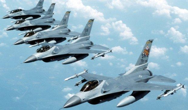 У небі над Балтикою перехопили 12 російських військових літаків