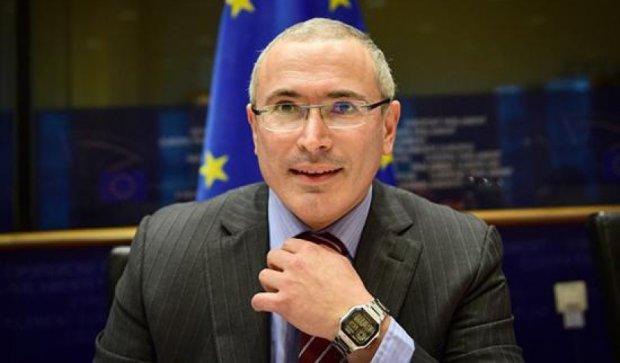 """Ходорковський закликає не дотримуватись російських """"аморальних"""" законів"""