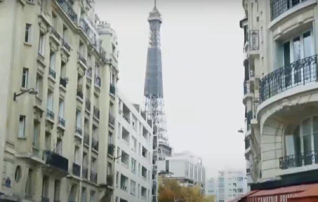 В Париже избили украинского подростка, кадр из репортажа ТСН: YouTube