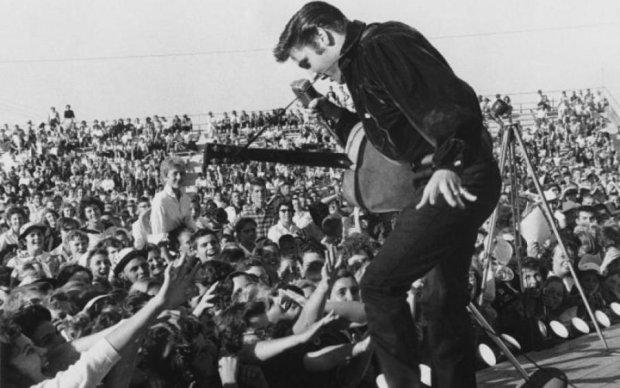 Елвіс Преслі: роковини смерті знаменитого співака