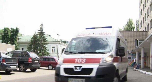 скорая помощь / скриншот из видео