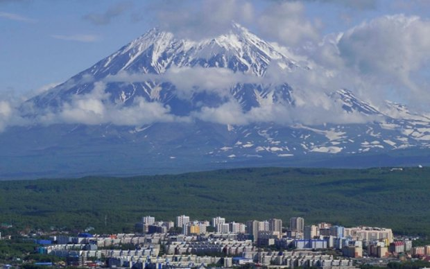 Новое землетрясение обрушилось на Камчатку