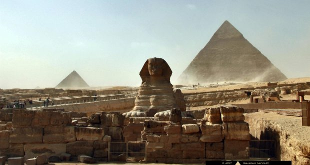 Археологи наткнулись на древние плиты, хранящие тайну фараонов: фото