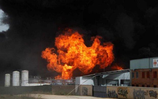 Гряде катастрофа: хімзавод струсонув потужний вибух