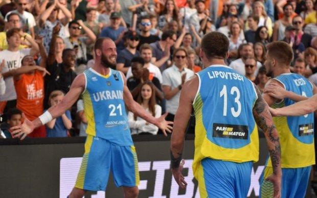 Українська збірна з баскетболу виборола бронзові медалі на Чемпіонаті Європи