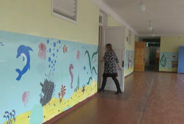Українська школа, кадр з відео