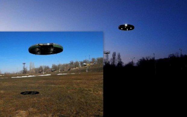 Політ НЛО підняв на вуха ціле місто