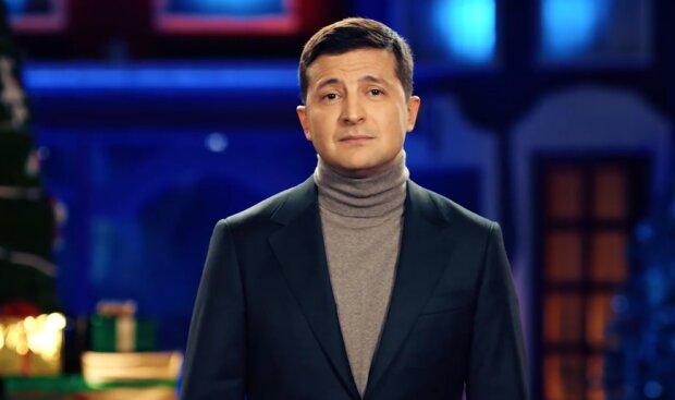 Володимир Зеленський, скріншот