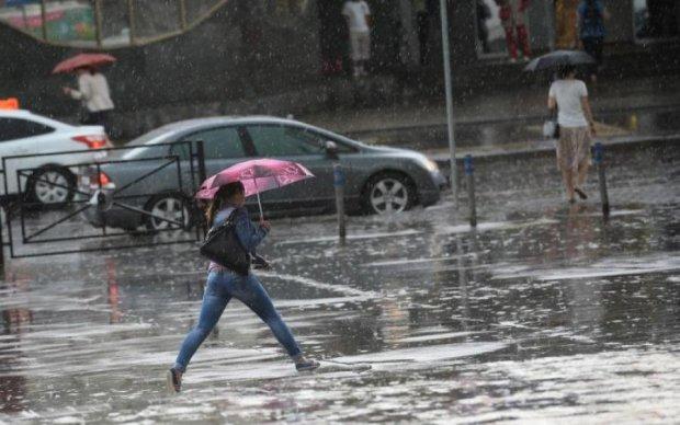 Лето еще заглянет в Украину