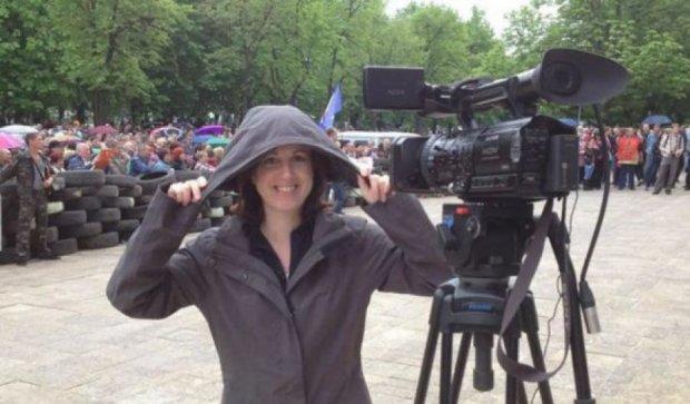 СБУ позбавила акредитації скандальну британську журналістку