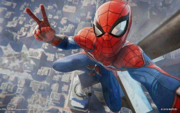 Marvel's Spider-Man: нового Человека-паука показали миру