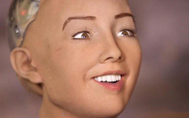 Робот-мізантроп отримав громадянство