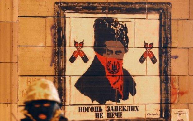 Графіті на Грушевського: як Емпоріум спокутує провину