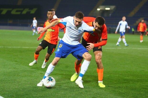 Матч Шахтер - Динамо закончился расистским скандалом, twitter.com/DynamoKyiv