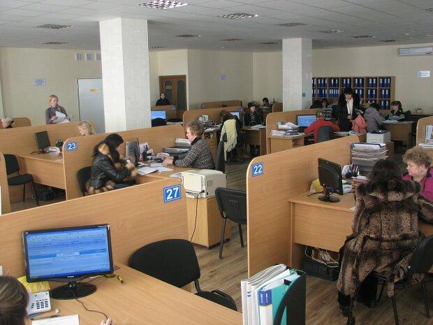 Центр занятости, фото: krmisto.gov.ua