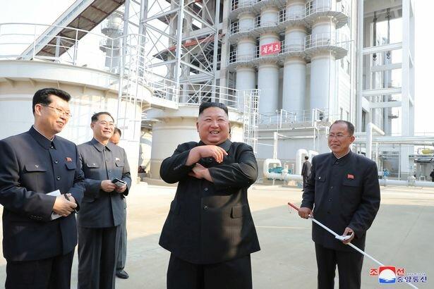 Ким Чен Ын // REUTERS