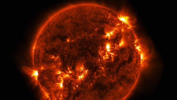 Землю накриє сонячний дощ: вчені попередили про небезпеку