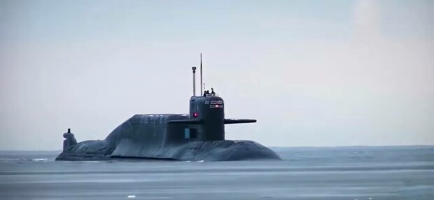 Підводний човен, фото: скріншот з відео