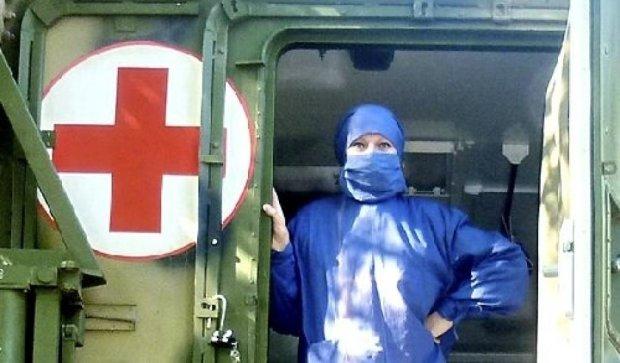 Медики-волонтеры отказались работать с армией
