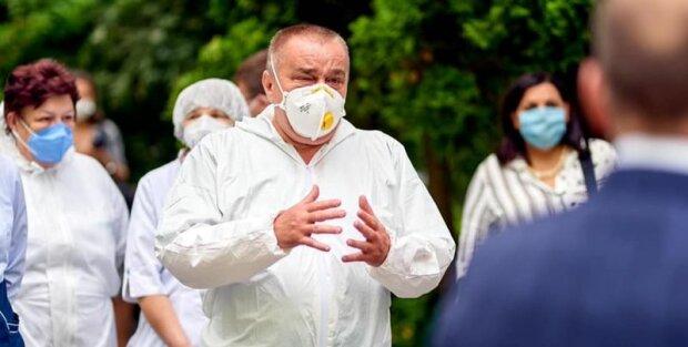 """Хворого на коронавірус львівського лікаря атакував діабет, мучився 25 днів: """"Не кажіть доньці"""""""