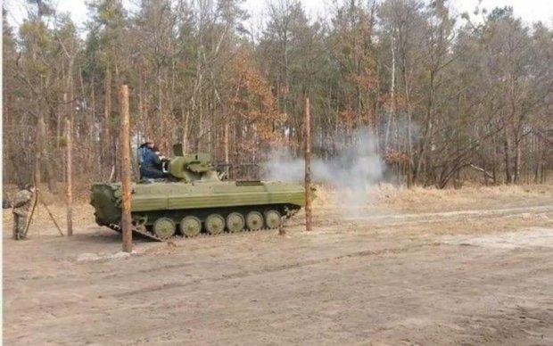 Армія отримає БМП нового покоління