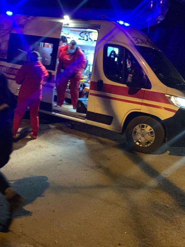 нещасний випадок в Одесі, фото з Telegram