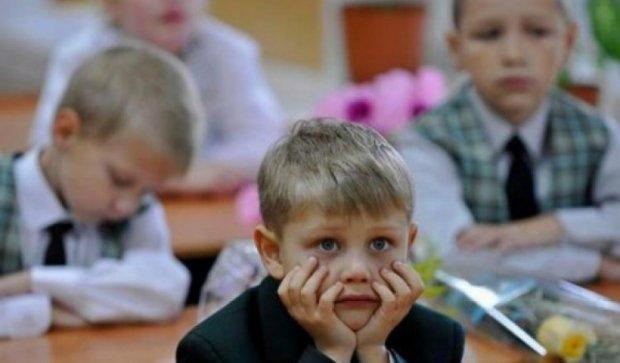 В Ровенской области недовольные родители не пустили в школу 700 детей