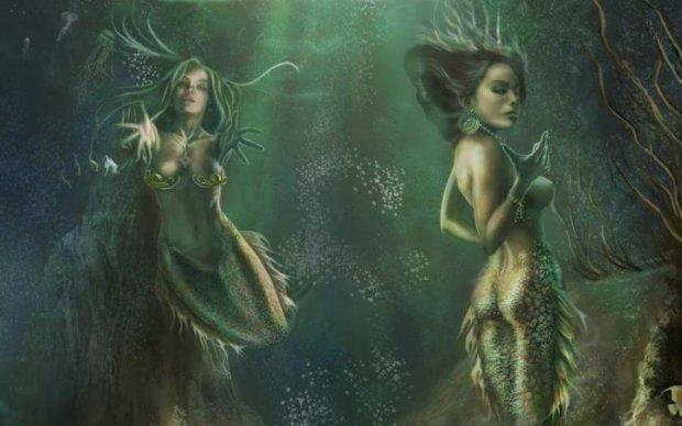 Мифы о русалках: чем уникальны таинственные асраи