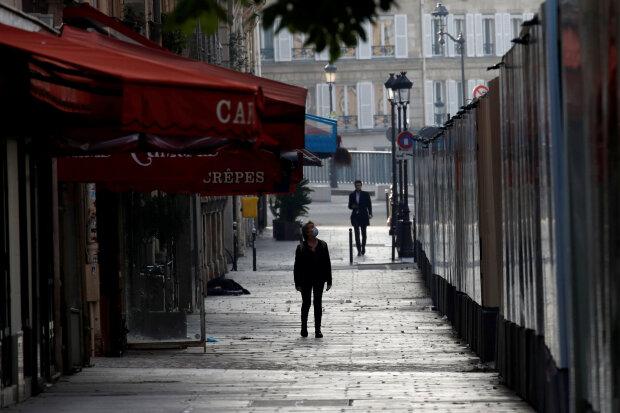 карантин во Франции, фото L'Usine Nouvelle