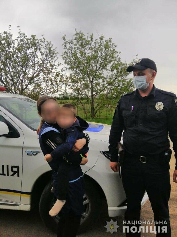 У Миколаєві знайшли зниклу дитину: Facebook поліція Миколаївської області