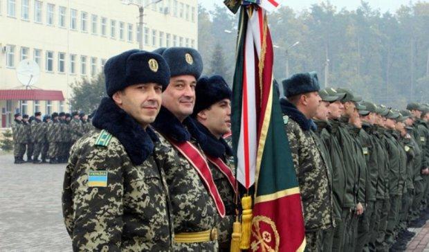 В Черкасской области выпустили пограничников по программе «Новое лицо границы» (фото)